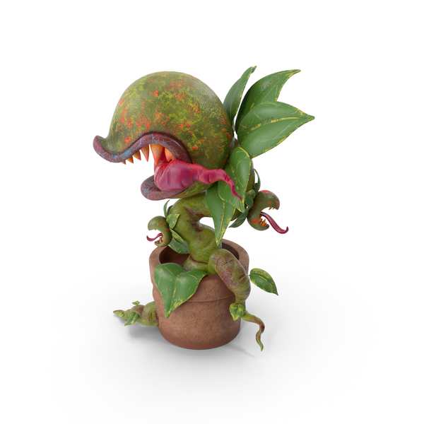 Monster Plant PNG & PSD Images