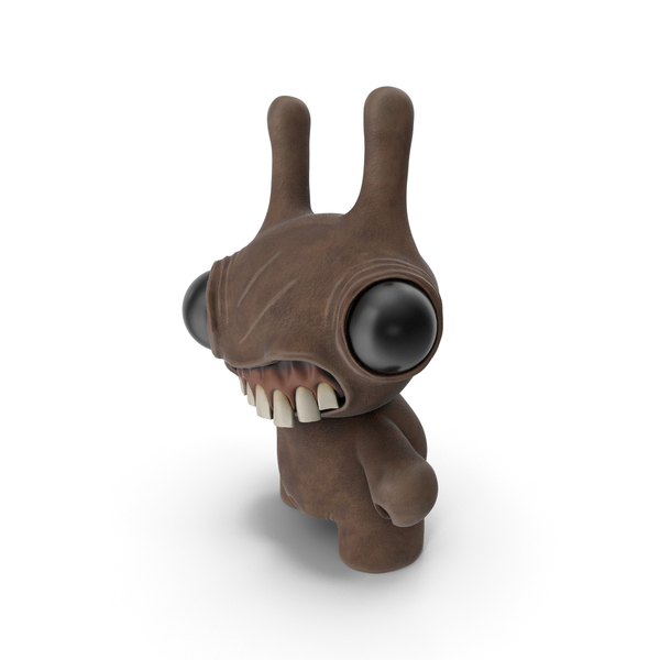 Monster Rabbit PNG & PSD Images