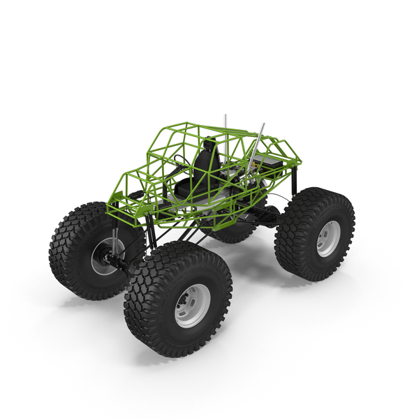 Monster Truck Chassis PNG & PSD Images