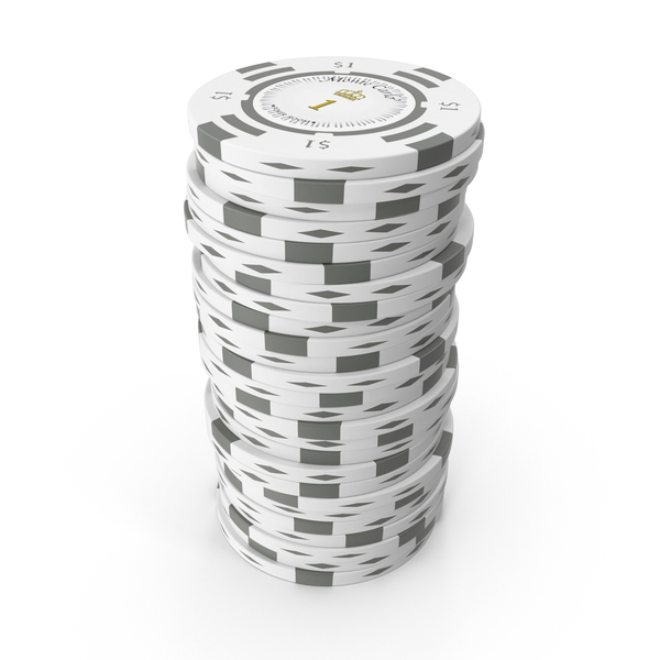 Poker: Monte Carlo $1 Chips PNG & PSD Images