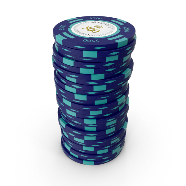 Monte Carlo $500 Chips PNG & PSD Images