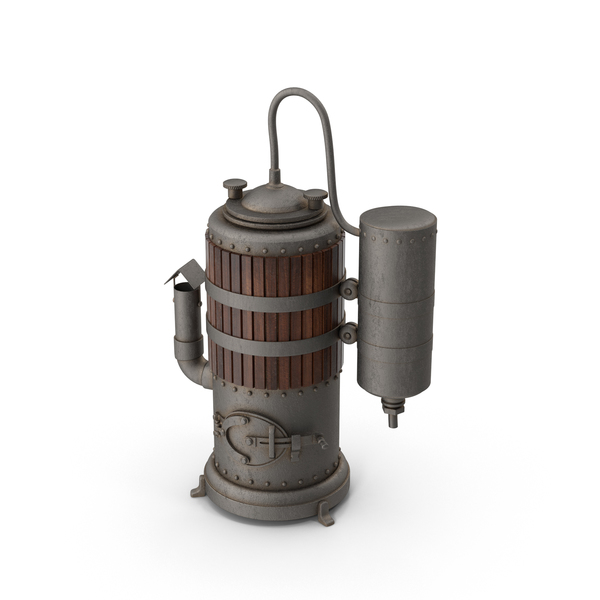 Brewery: Moonshine Apparatus PNG & PSD Images
