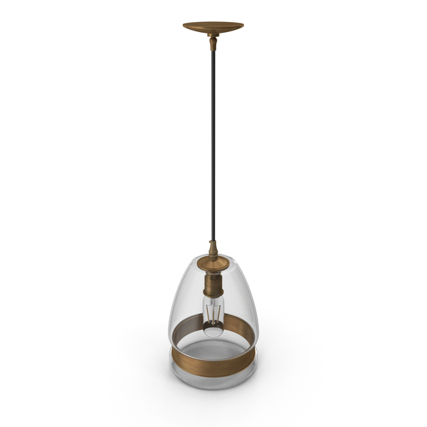 Hanging Lamp: Morela Pendant Light PNG & PSD Images