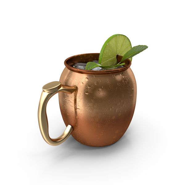 Moscow Mule PNG & PSD Images