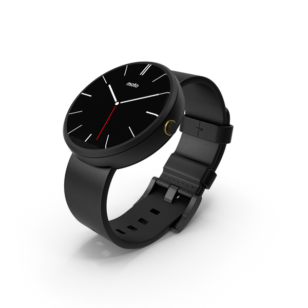 Smart Watch: Moto 360 PNG & PSD Images