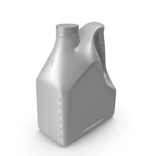 Motor Oil 4L Bottle Generic PNG & PSD Images