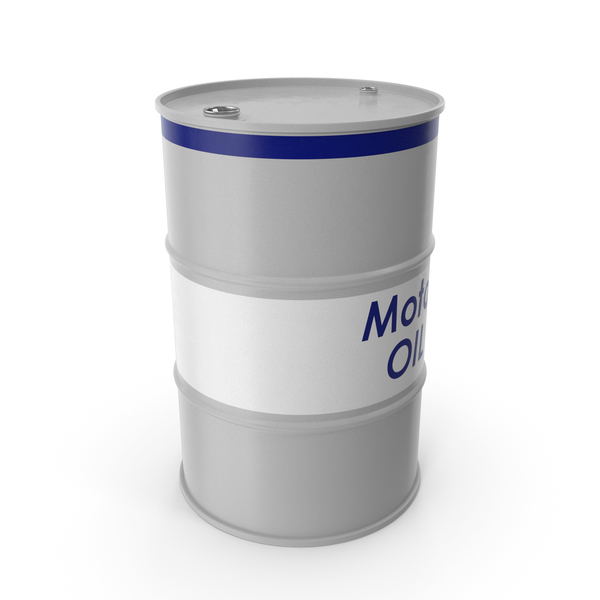Drum: Motor Oil Barrel PNG & PSD Images