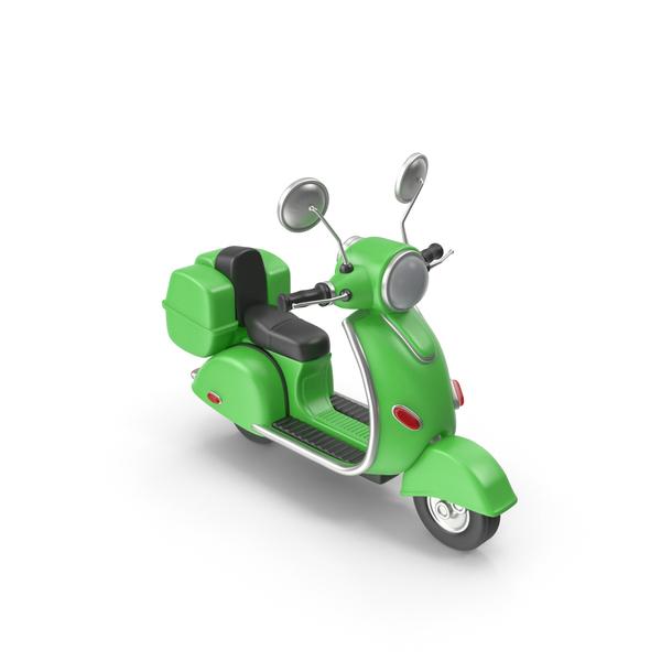 Cartoon Car: Motorcycle PNG & PSD Images