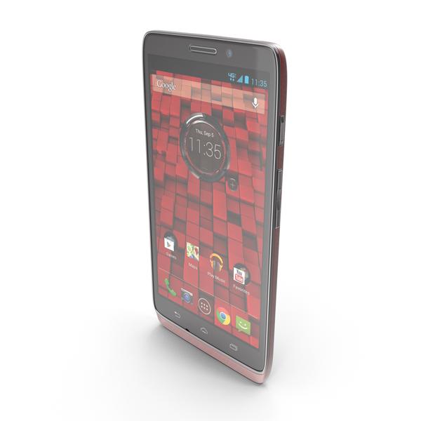 Motorola DROID Ultra PNG & PSD Images