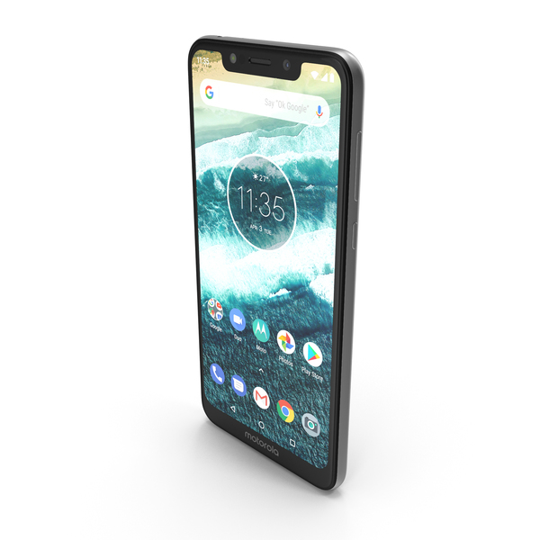 Motorola One White PNG & PSD Images