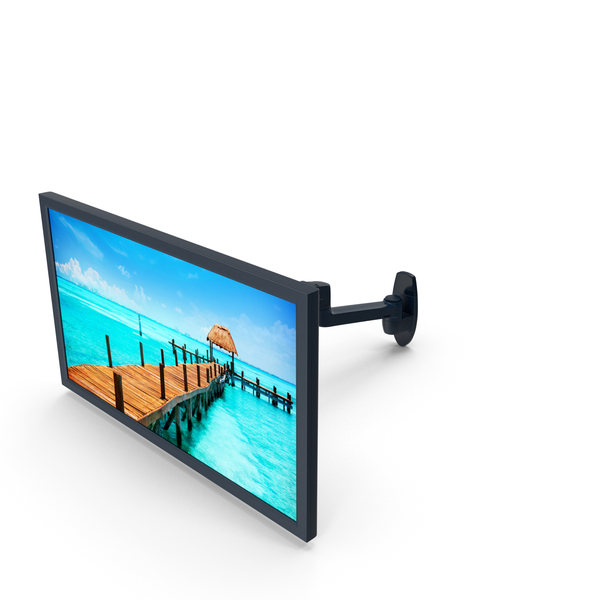 Lcd: Mount Monitor Arm Generic PNG & PSD Images