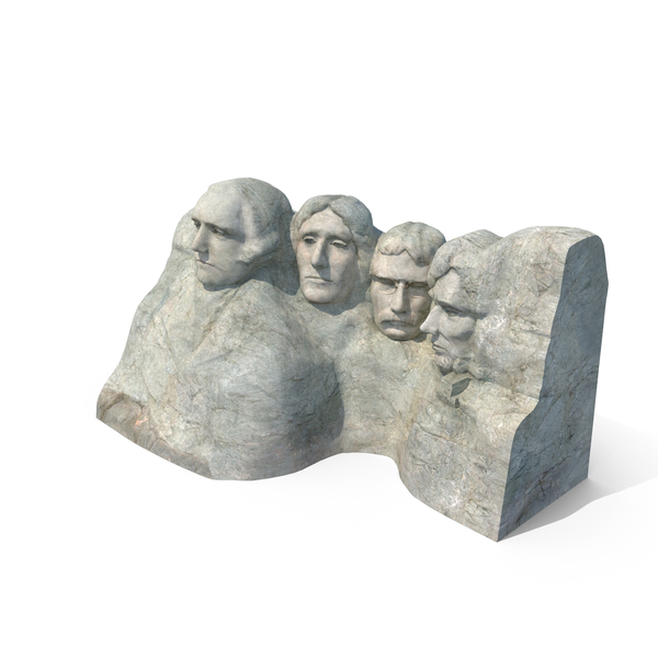 Mount Rushmore Monument PNG & PSD Images