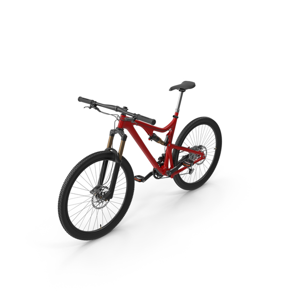 Bicycle: Mountain Bike PNG & PSD Images