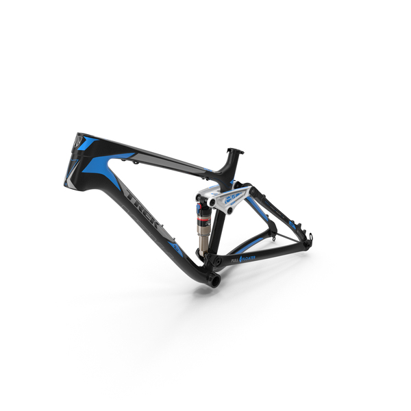 Mountain Bike Frame PNG & PSD Images