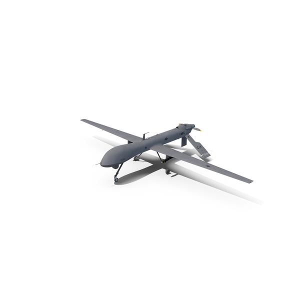 MQ-1 Predator PNG & PSD Images