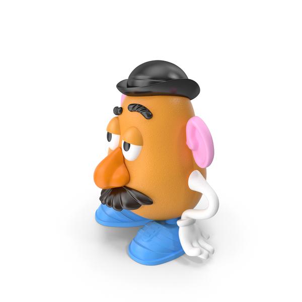Mr. Potato Head PNG & PSD Images