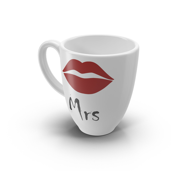 Mrs Coffee Cup PNG & PSD Images