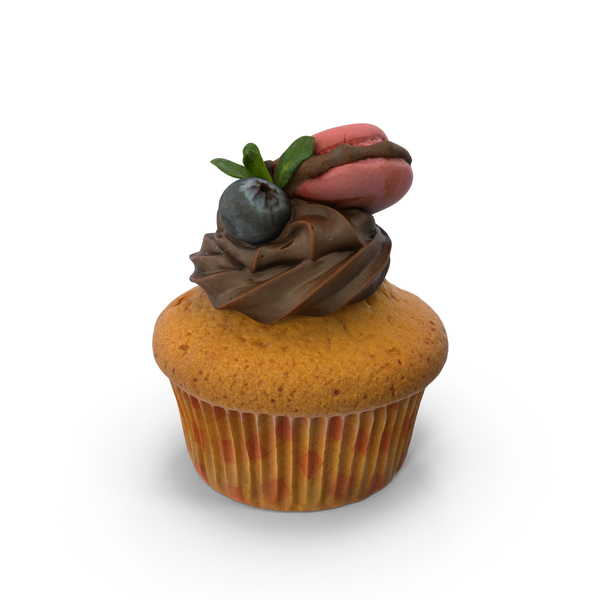 Cupcake: Muffin PNG & PSD Images