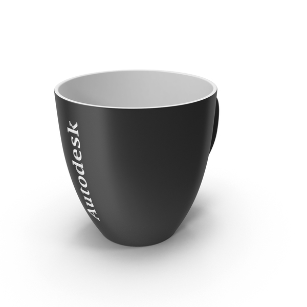 Mug Autodesk PNG & PSD Images