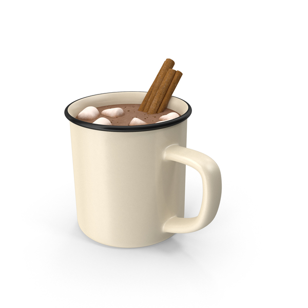 Mug of Hot Chocolate PNG & PSD Images