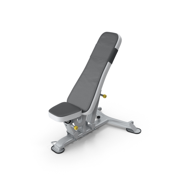 Multi Adjustable Weight Bench PNG & PSD Images