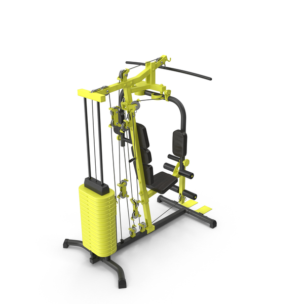 Multi Gym Equipment PNG & PSD Images