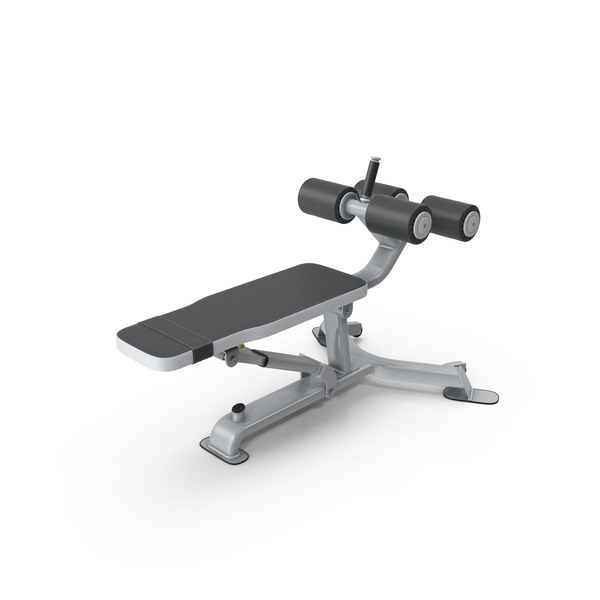 Multi-Workout Ab Bench PNG & PSD Images