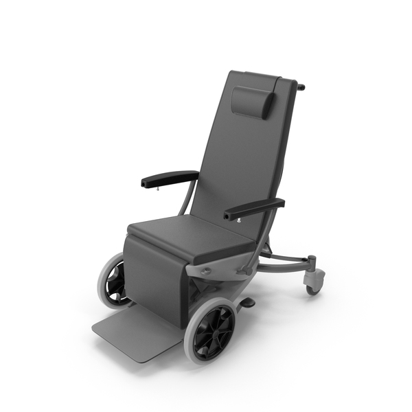 Wheelchair: Multifunctional Transport Chair PNG & PSD Images