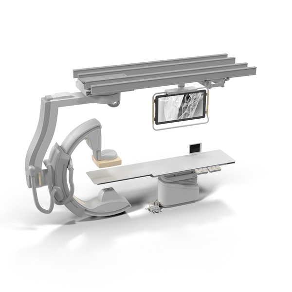 Machine: Multifunctional X-Ray System PNG & PSD Images