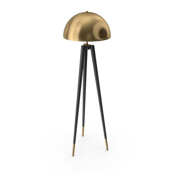 Mush Floor Lamp PNG & PSD Images