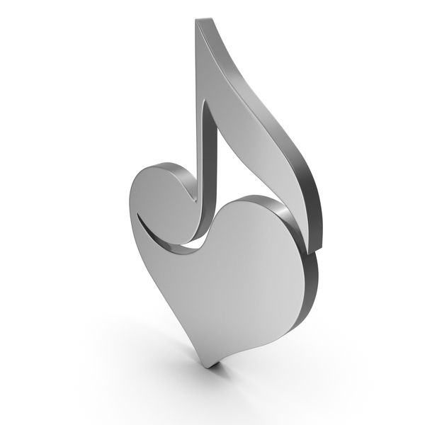 Shape: Music Heart PNG & PSD Images