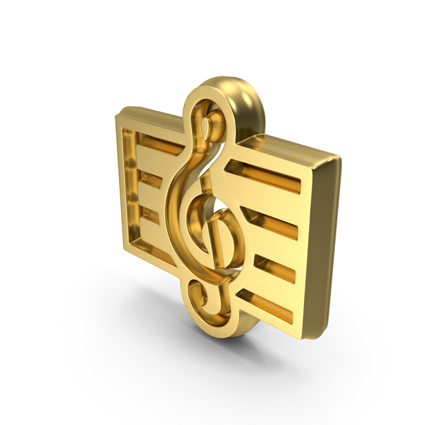 Music Score Symbol PNG & PSD Images
