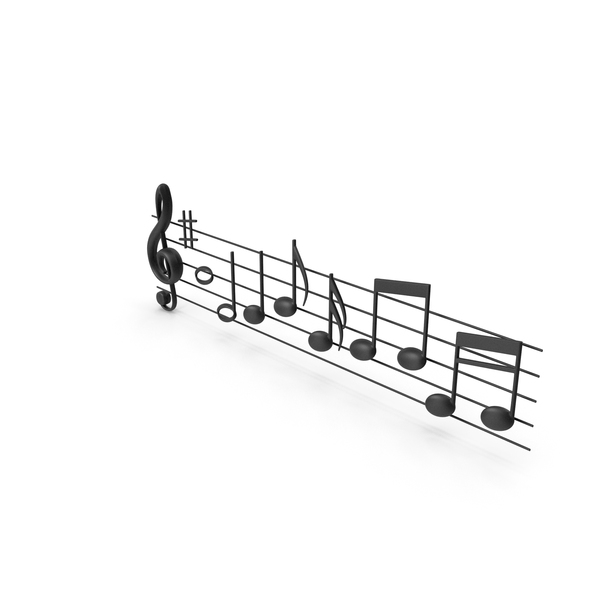 Musical Notes PNG & PSD Images
