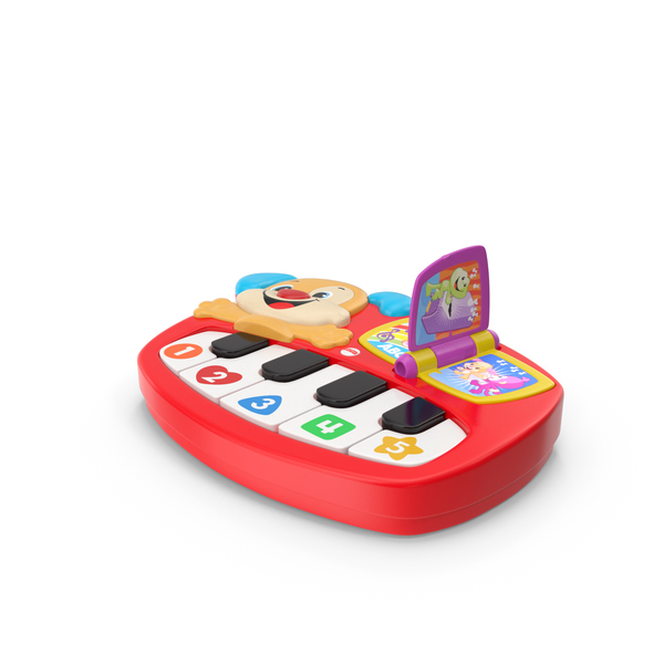 Musical Toy Piano PNG & PSD Images