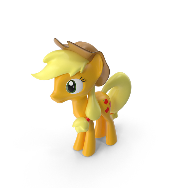Animal Toy: My Little Pony Apple Object