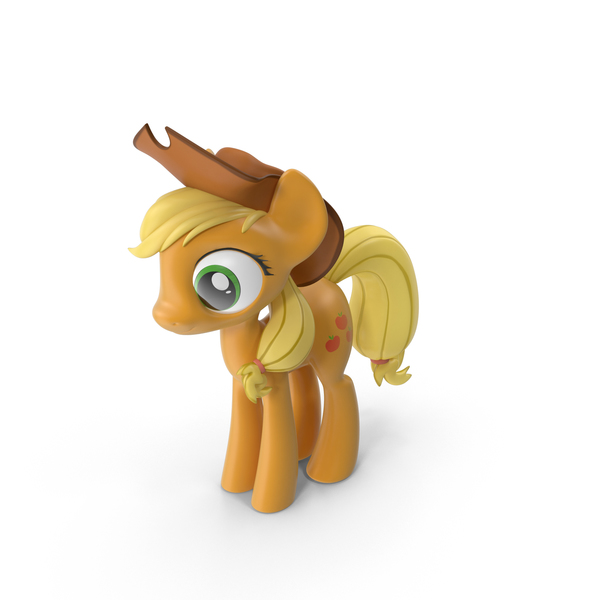 My Little Pony Applejack PNG & PSD Images