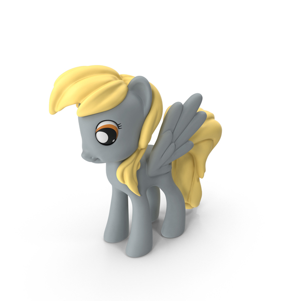 My Little Pony Derpy Toy PNG & PSD Images
