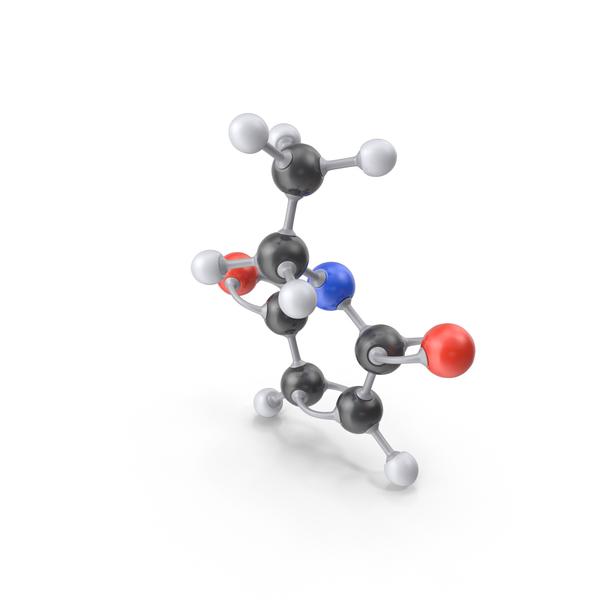 N Ethylmaleimide Molecule PNG & PSD Images
