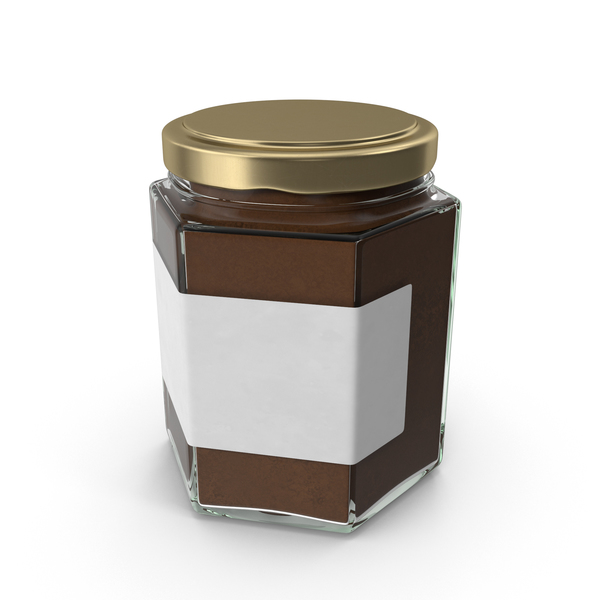 Natural Pigment in Glass Jars PNG & PSD Images