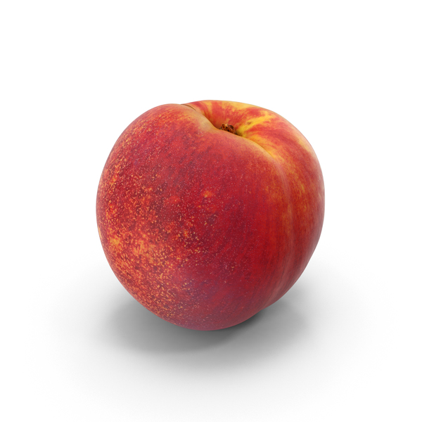 Peach: Nectarine PNG & PSD Images