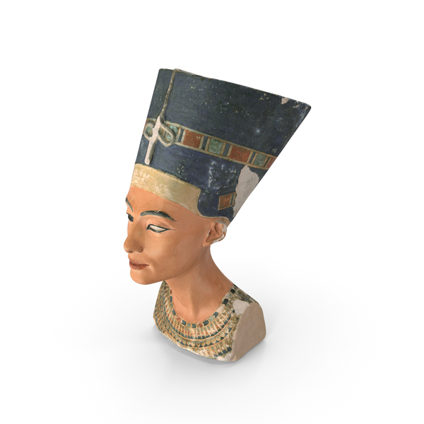 Nefertiti Bust PNG & PSD Images