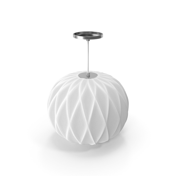 Nelson Ball Pendant Lamp PNG & PSD Images