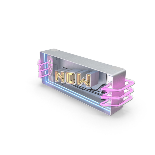 Neon Sign Object