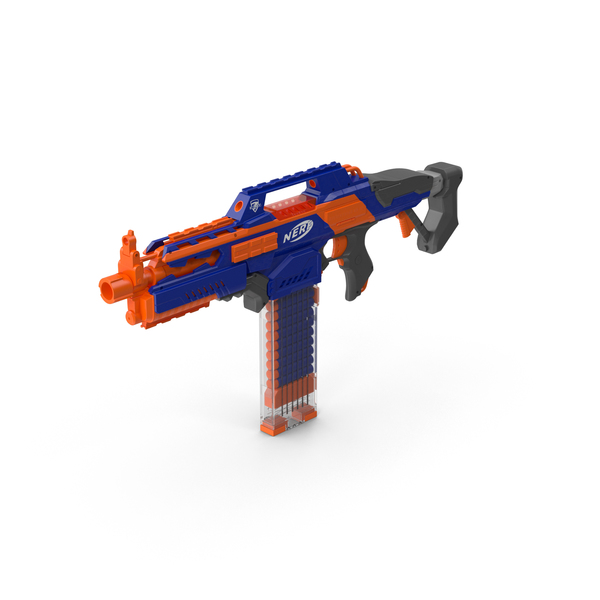 Toy: Nerf Gun PNG & PSD Images