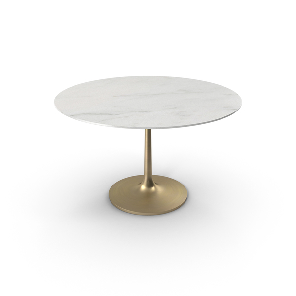 Nero 48 Dining Table PNG & PSD Images