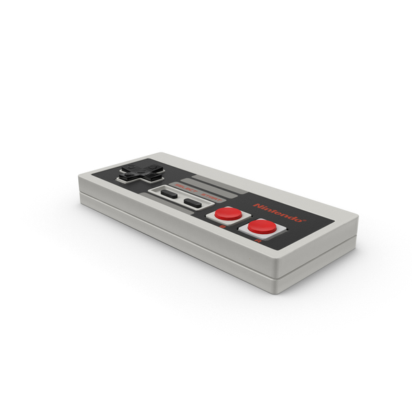 NES Controller PNG & PSD Images
