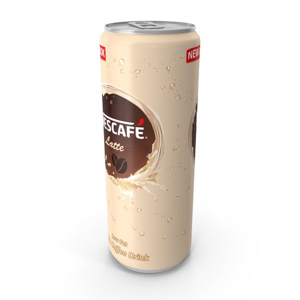 Nescafe Can PNG & PSD Images