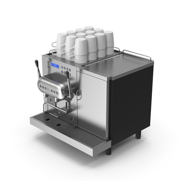 Nespresso Aguila Coffeemaker PNG & PSD Images