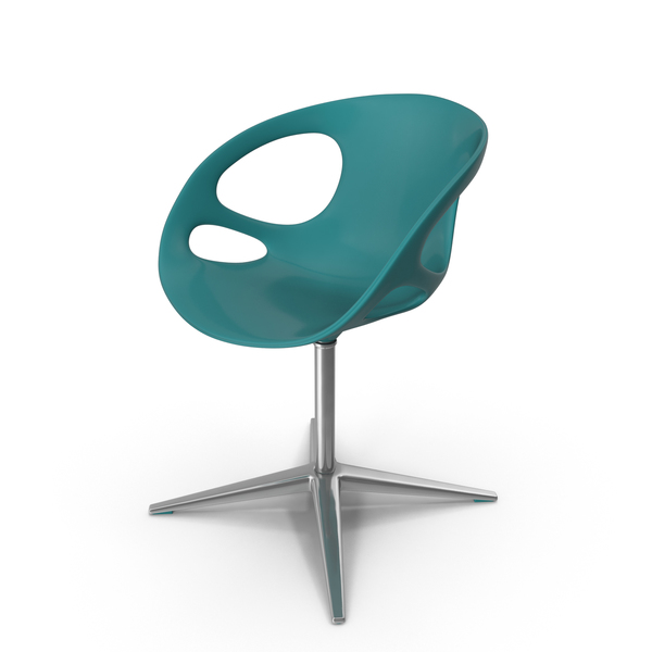 Nest Shaped Chair Dark Green PNG & PSD Images