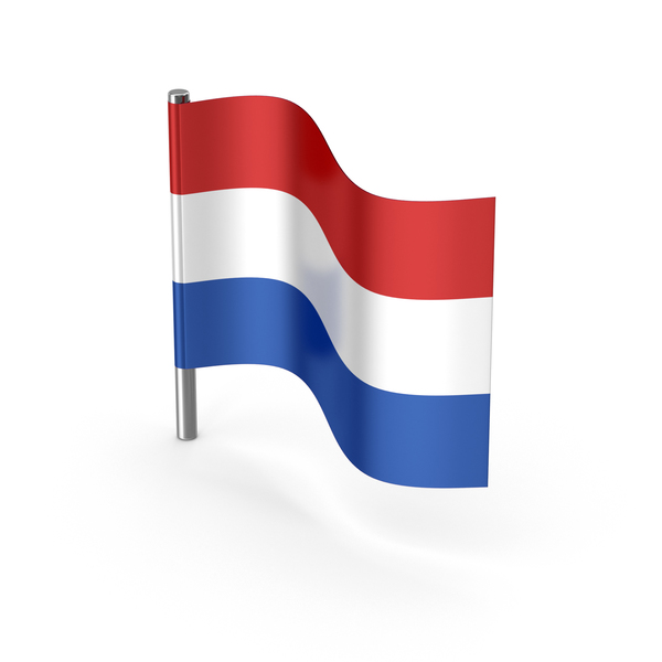 Netherlands Cartoon Flag PNG & PSD Images